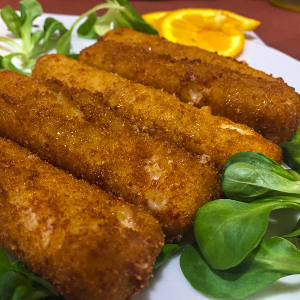 bastoncini di primo sale fritto
