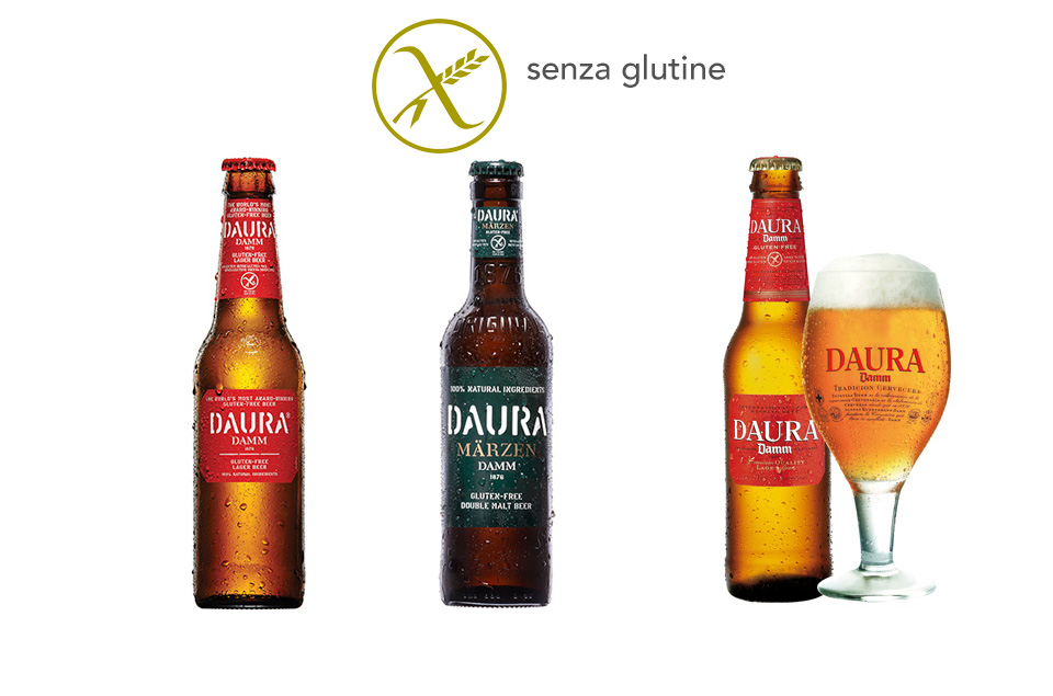 Birra Daura senza glutine Don Carmelo Palermo