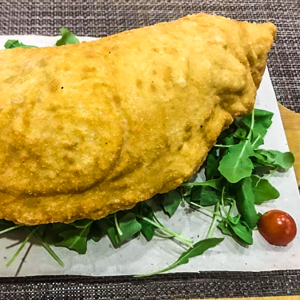 calzone fritto don carmelo