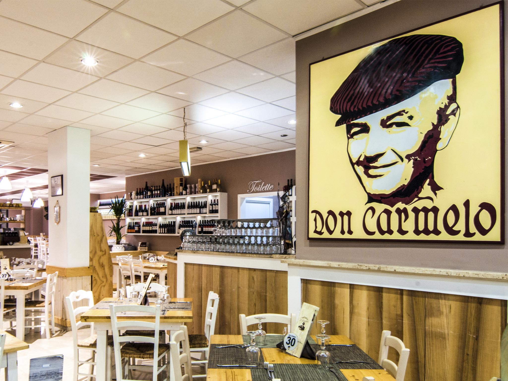 Don Carmelo Ristorante Pizzeria Palermo